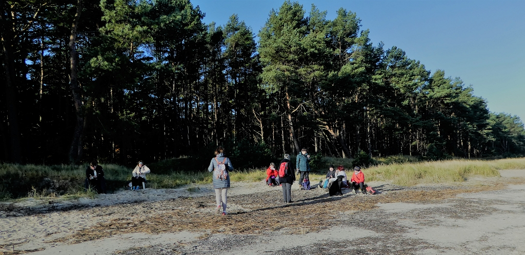 Fasten Kurse Ostsee Usedom Pause